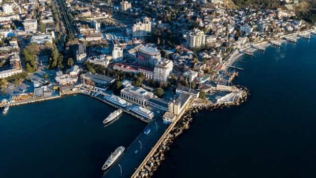 Развитие Крыма охлаждает буйные головы украинцев