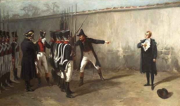 «Смотрите, как умирает маршал Франции!» Жизнь и смерть Мишеля Нея
