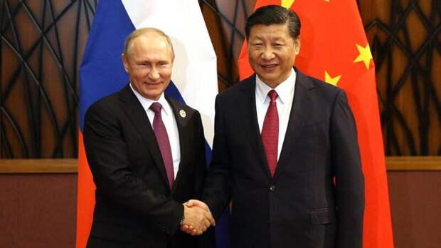 Москва и Пекин закрепили свое всеобъемлющее партнерство после избрания Байдена