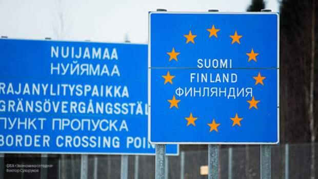 Жители Петербурга жалуются на отказ пограничников пропускатьих в Финляндию