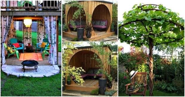 Отличные идеи для летнего тепла на даче