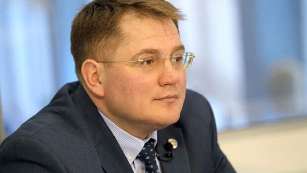 Глава Зеленодольского района (Татарстан) Александр Тыгин
