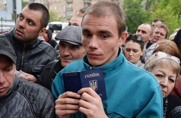 Гастарбайтеры — последняя надежда для Украины