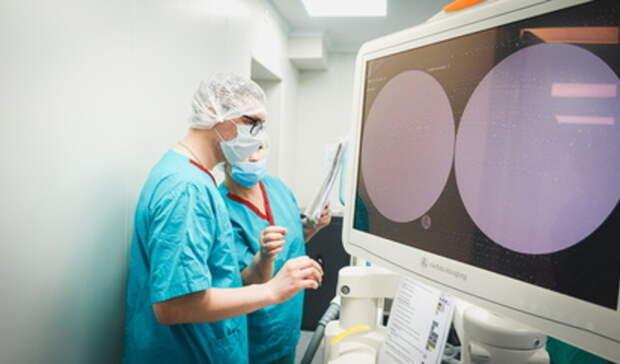 Из-за ОРВИ иCOVID-19 вуральских больницах отменяются профосмотры ивыезды всела