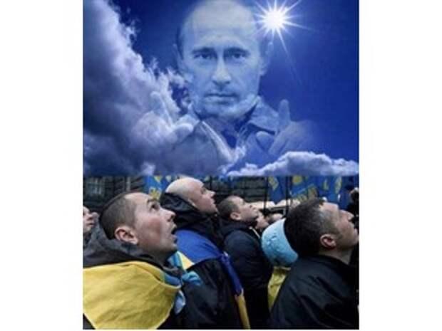 Украинский урок. Кругом возможно Путин