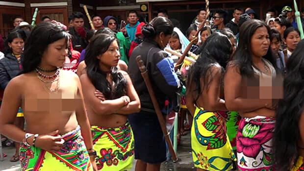 Город женщин: ужасы колумбийской войны