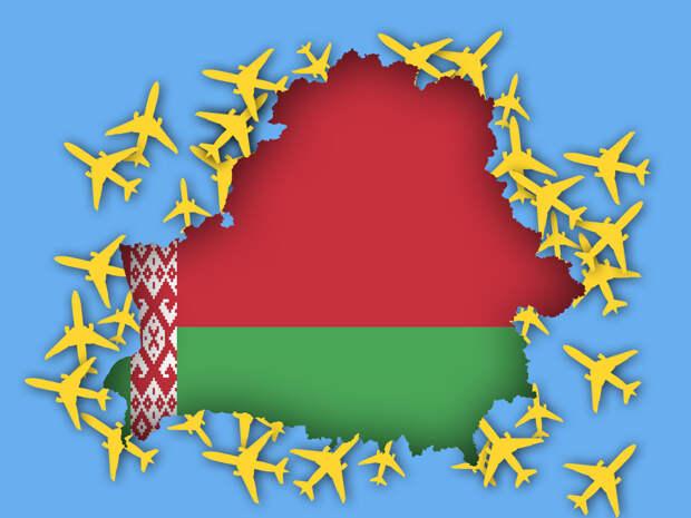 Лукашенко: Минск больше не будет принимать самолеты с Украины