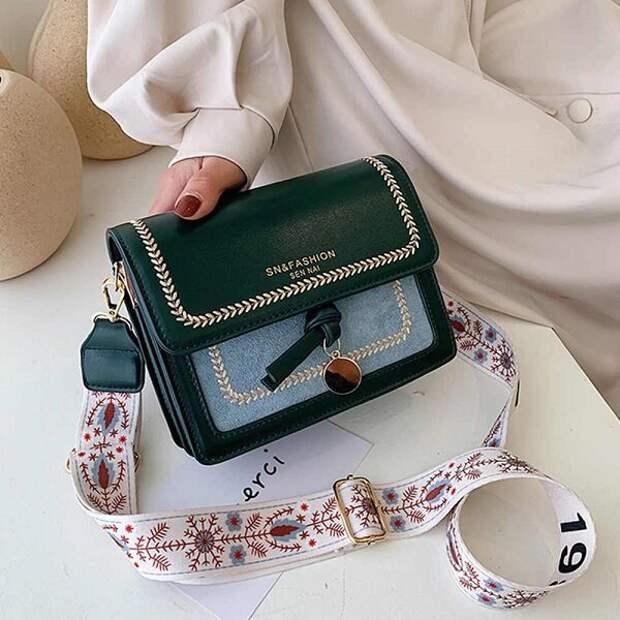 Мода или функциональность? Как выбрать сумку и быть в тренде