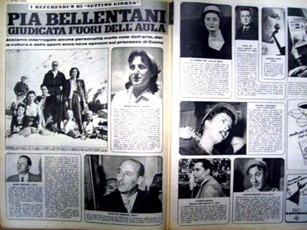 Чем обязаны итальянки Второй Мировой Войне