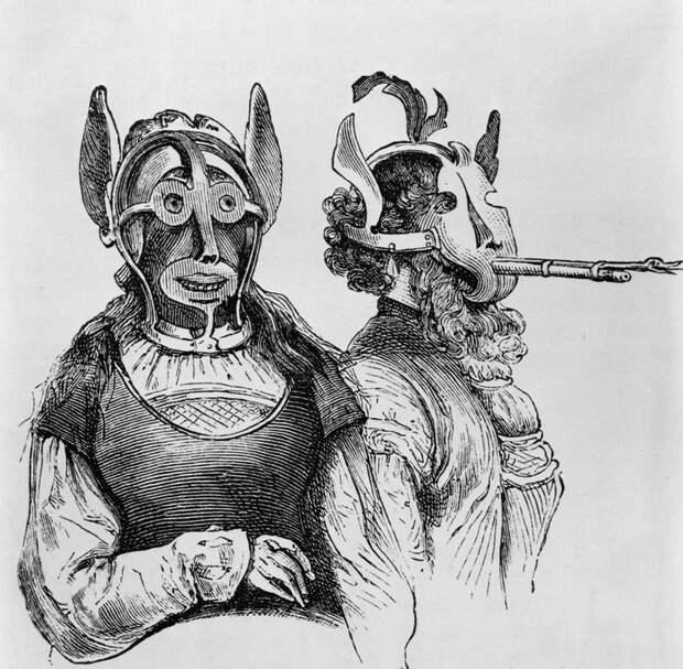 «Маски позора»: старинные воспитательные инструменты для сплетниц, скандалистов ипьяниц