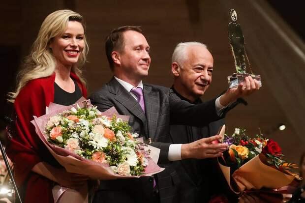 Евгений Миронов стал лауреатом премии Чарли Чаплина