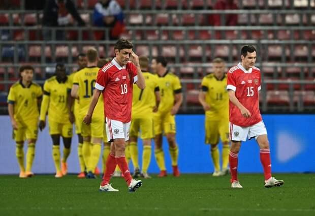 То, что случилось в игре со шведами, - хороший щелчок по носу перед матчами с Турцией и Венгрией