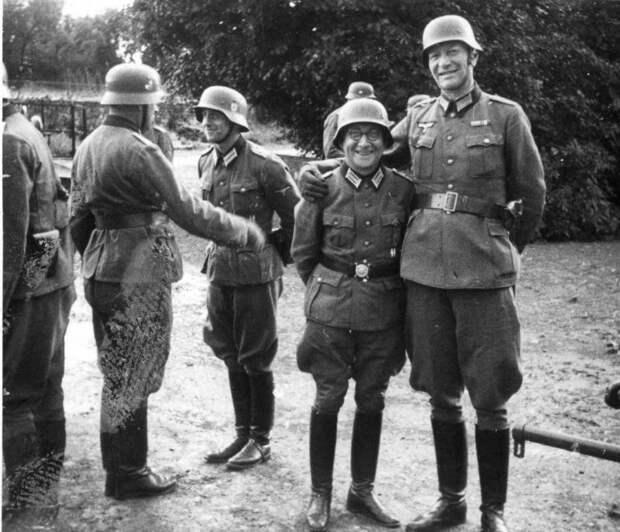 «Polizei-Division»: как полицаи СС ходили в психическую атаку