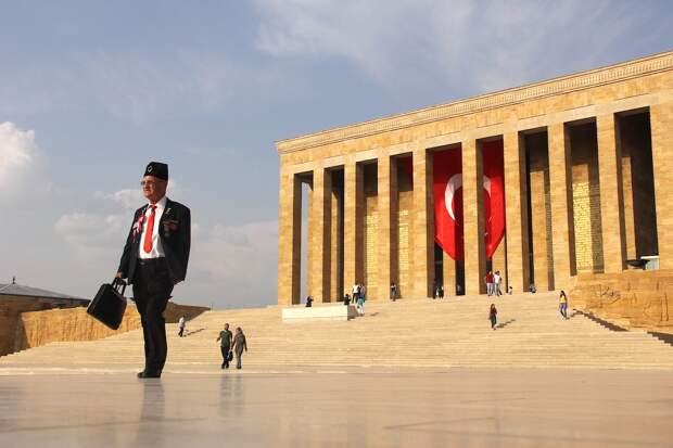 Чем и как сдержать дикие геополитические амбиции Анкары. Опять молчим?