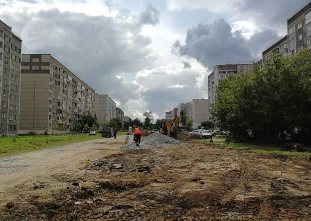 Дорожники в Ижевске выполнили половину работ по нацпроекту «Безопасные и качественные автомобильные дороги»