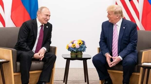 Вассерман объяснил, почему в мире Путину доверяют больше, чем Трампу