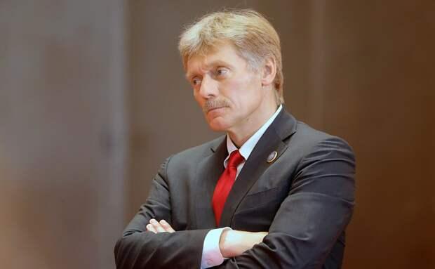 Песков высказался о братских связях между Украиной и Россией