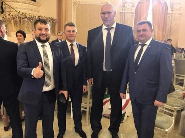 Севастопольский депутат приехал в Грозный к Кадырову