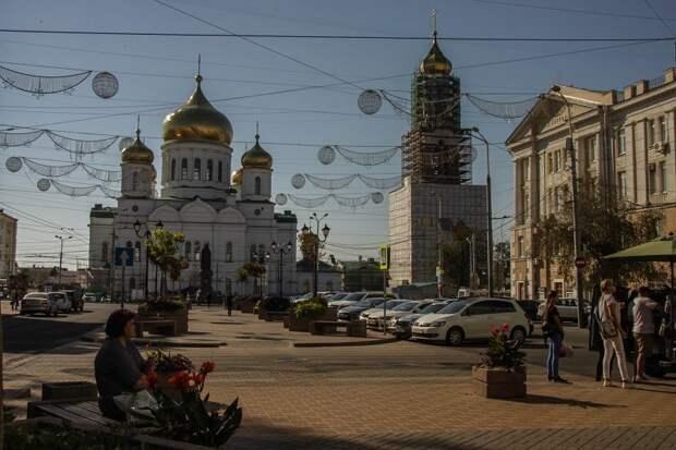 Энергия города Ростов-на-Дону