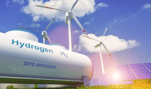 ФРГ открывает бюро поводородной энергетике вРоссии иСаудовской Аравии