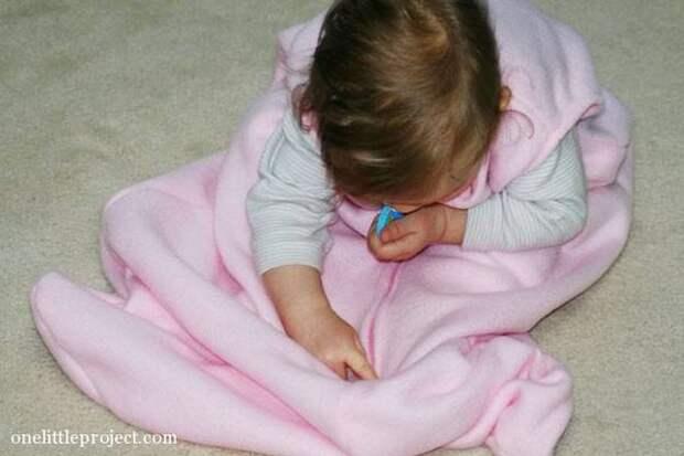 Картинка шитый детский спальный мешок своими руками
