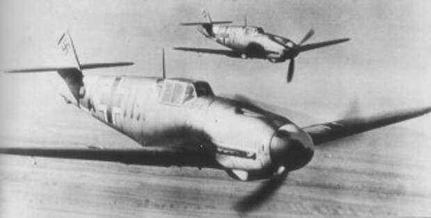 Мессершмитт - человек и самолет