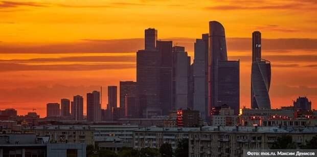 В больницах Москвы нет пострадавших в результате несанкционированных акций. Фото: М. Денисов mos.ru