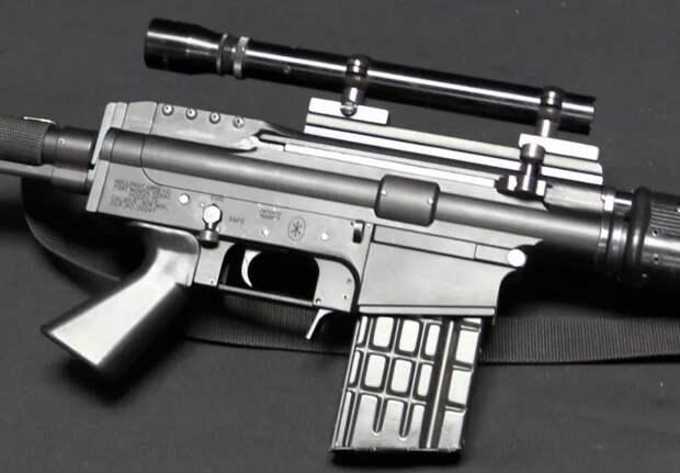 Самозарядная винтовка Holloway Arms HAC-7. Удача неудачной компиляции