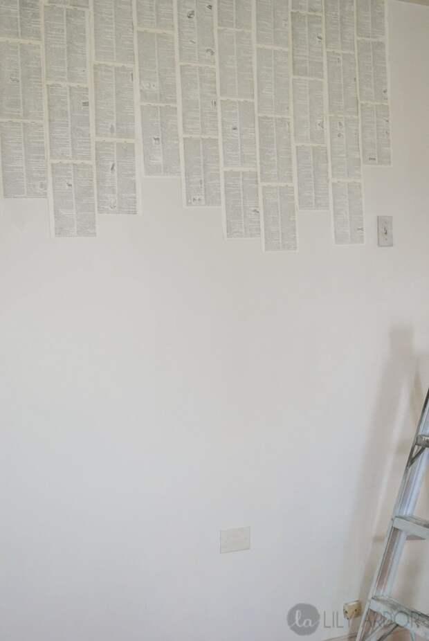 Научно-познавательная стена (DIY)