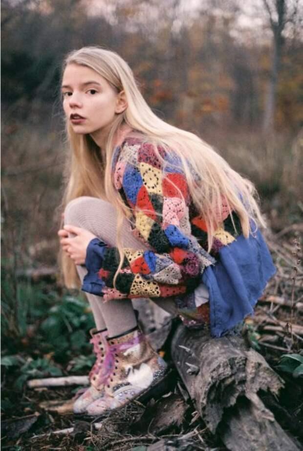 15 фото Ани Тейлор-Джой из «Хода королевы», у которой необычная внешность