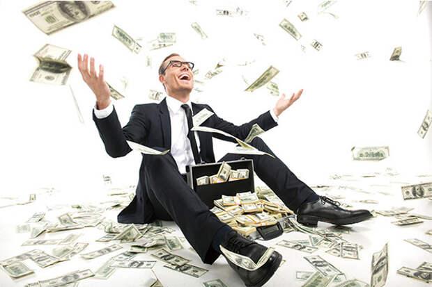 5 вселенских законов денег