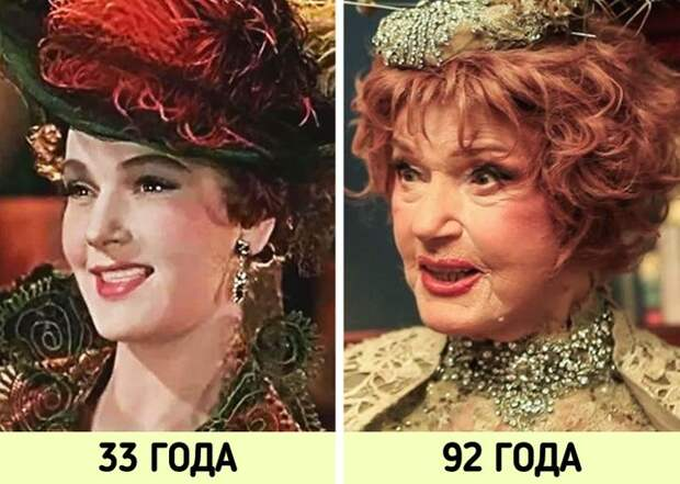 Как изменились советские актёры, которых мы помним совсем молодыми