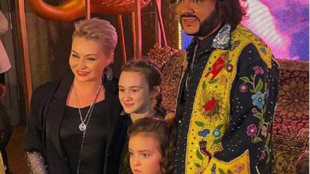 Киркоров потратил около миллиона на день рождения 8-летней дочки