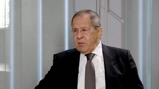 Сергей Лавров назвал отношения России с ЕС «разорванными в клочья»