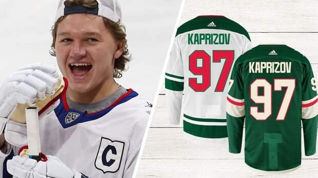 В США появится еще один «русский» клуб? «Миннесота» дождалась Капризова и активно драфтует талантов из России