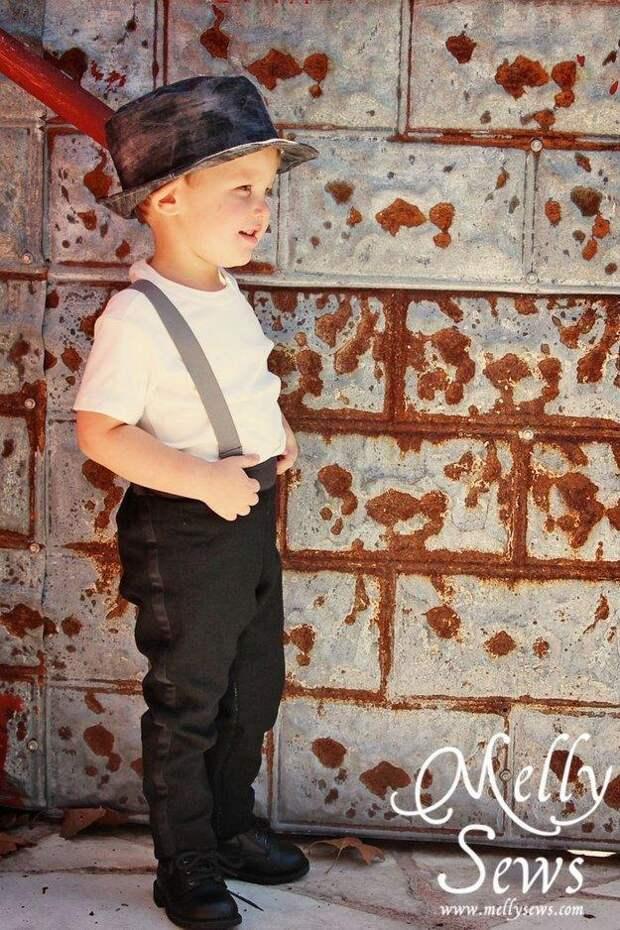 Картинка летняя шляпа для мальчика