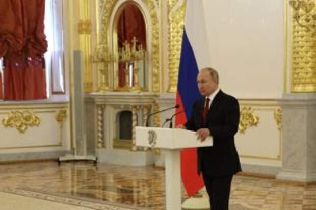 Путин 30 июня проведет встречу с российскими олимпийцами