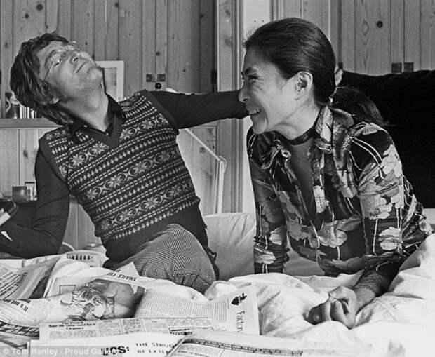 Джон Леннон и Йоко Оно: История любви не по шаблону