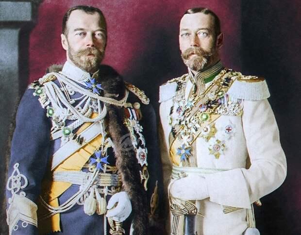 Все провокации – от Британии. Как Георг V предал своего брата - Николая II