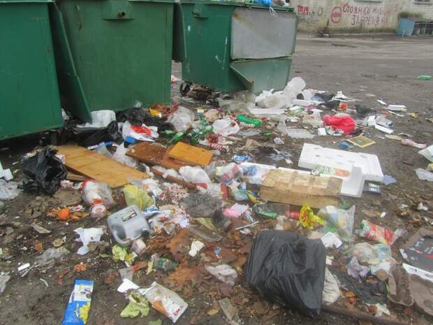 Симферополь расчистят от стихийных свалок почти за 6 миллионов рублей