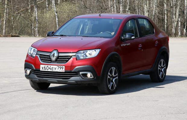 Секреты Renault Logan: как увеличить объем багажника