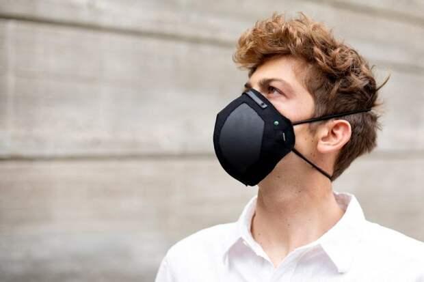 Представлена графеновая электрическая маска против коронавируса
