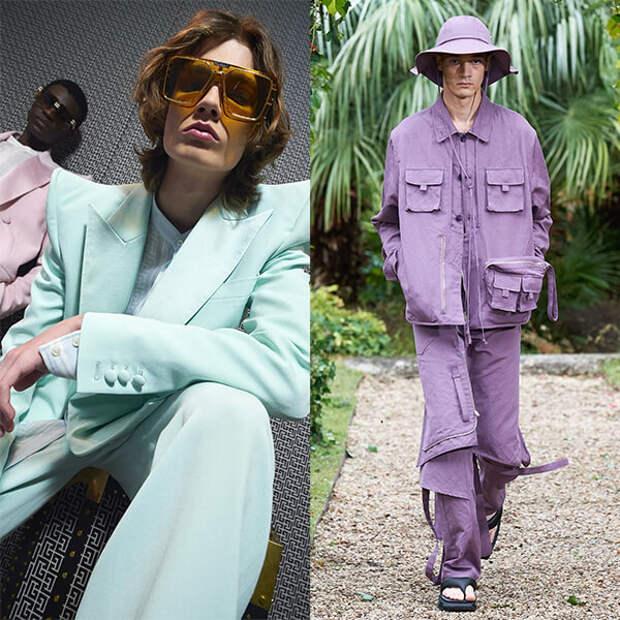 Мужская мода: комфортные и яркие тренды весны-лета – 2021