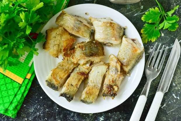 Рыба по-индийски – просто готовится и очень вкусно