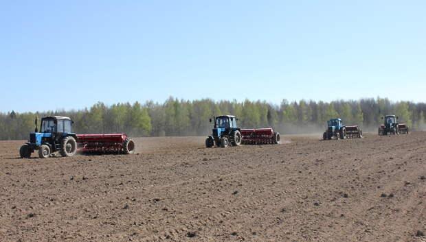 Более 7 тысяч единиц сельхозтехники выйдет на весеннюю посевную в Подмосковье
