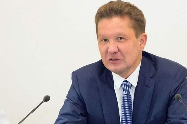 «Газпром» может остаться без Миллера