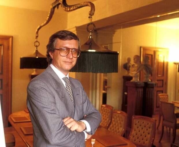 Маурицио Гуччи. / Фото: www.yimg.com