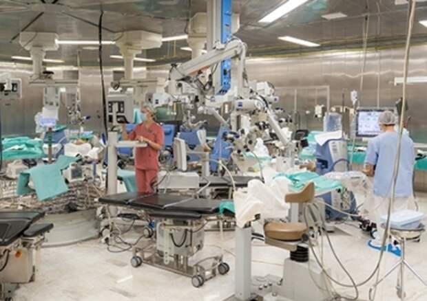 Офтальмологи из САО помогают коллегам со всей России