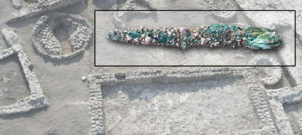 При раскопках в Израиле раскрыты новые факты из истории медного века