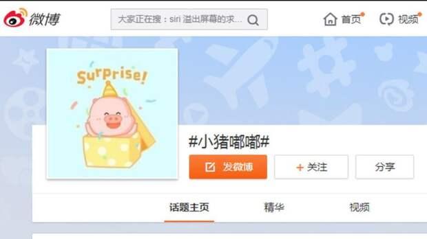 В Китае под запретом оказалась Свинка Пеппа